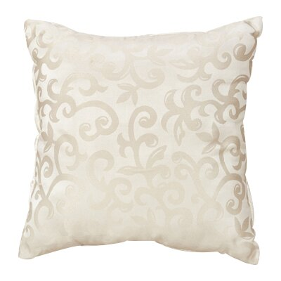 Victoria Jacquard Throw Pillow