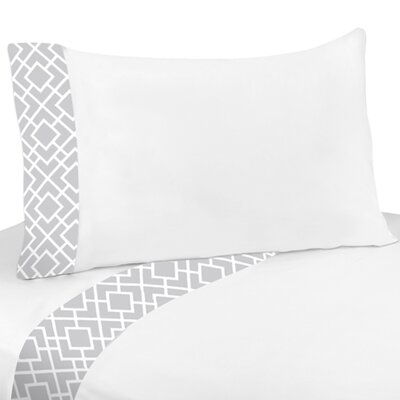 Diamond 4 Piece 100% Cotton Sheet Set