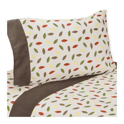 Forest Friends Sheet Set Size: Twin