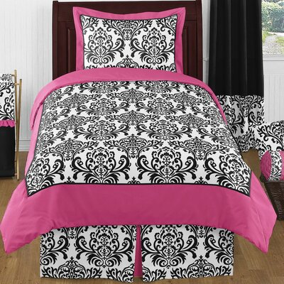 Isabella 4 Piece Twin Comforter Set