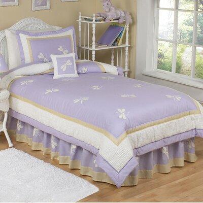 Dragonfly Dreams 4 Piece Comforter Set