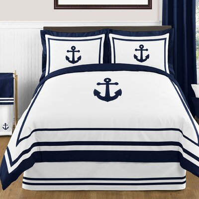 Anchors Away 3 Piece Comforter Set