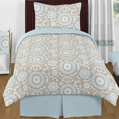 Hayden 4 Piece Twin Comforter Set