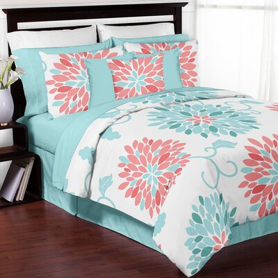 Emma Comforter Set Size: Full / Queen