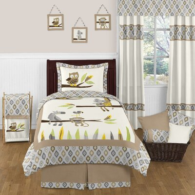 Safari Outback Comforter Set Size: Full/Queen