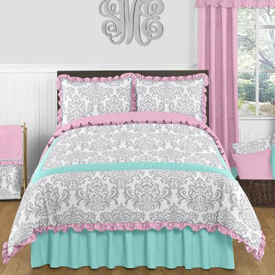 Skylar Comforter Set Size: Full / Queen