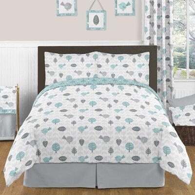 Earth and Sky 3 Piece Comforter Set
