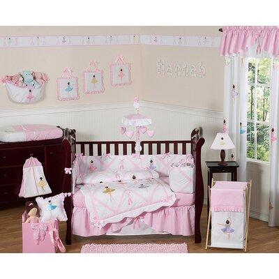 Ballerina Crib Bedding