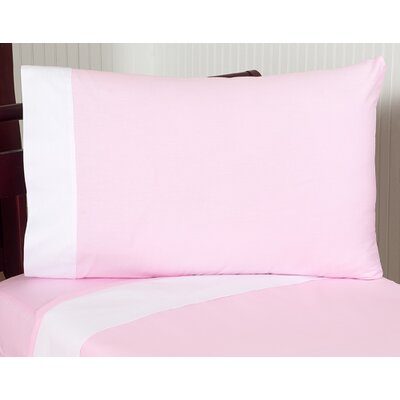 Ballerina 4 Piece 100% Cotton Sheet Set Size: Twin