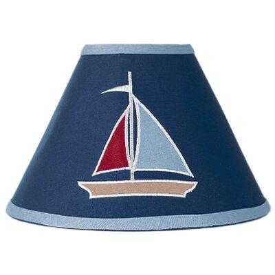 Nautical Nights 10 Cotton Empire Lamp Shade
