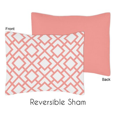 Mod Diamond Standard Pillow Sham