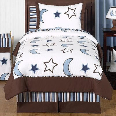 Starry Night 3 Piece Comforter Set StarryNight-Q-3