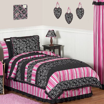 Madison 4 Piece Twin Comforter Set