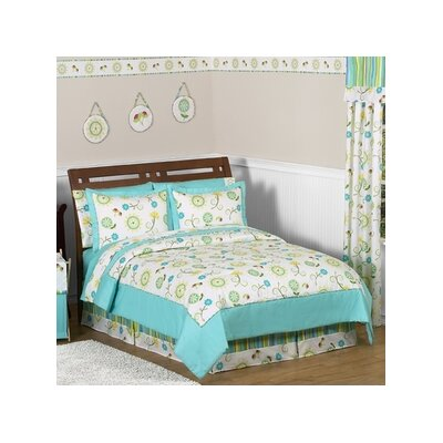Layla 3 Piece Comforter Set