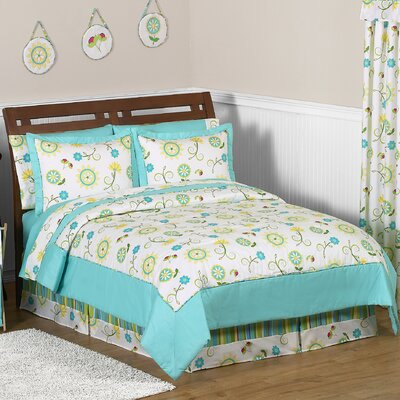 Layla 4 Piece Twin Comforter Set