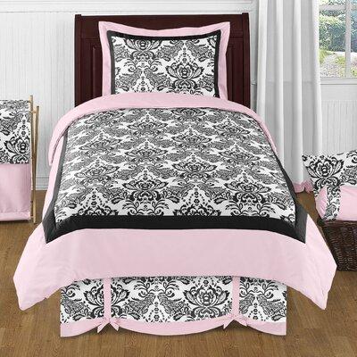 Sophia 4 Piece Twin Comforter Set