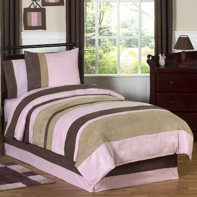 Soho 4 Piece Twin Comforter Set