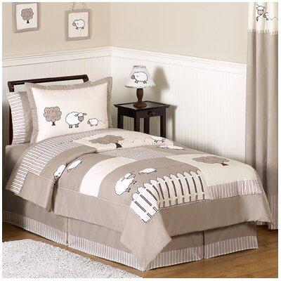 Little Lamb 3 Piece Comforter Set