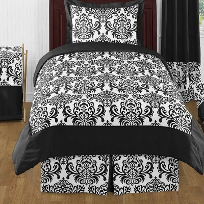 Isabella Piece Full/Queen Comforter Set Isabella-BK-Q-3