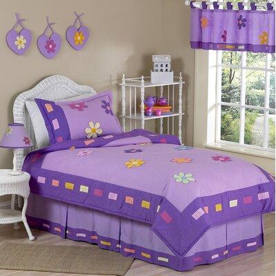 Danielles Daisies 4 Piece Twin Comforter Set