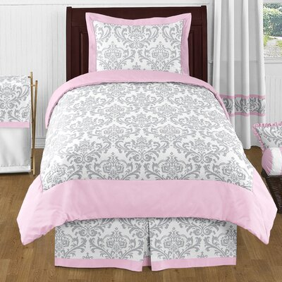 Elizabeth 4 Piece Twin Comforter Set