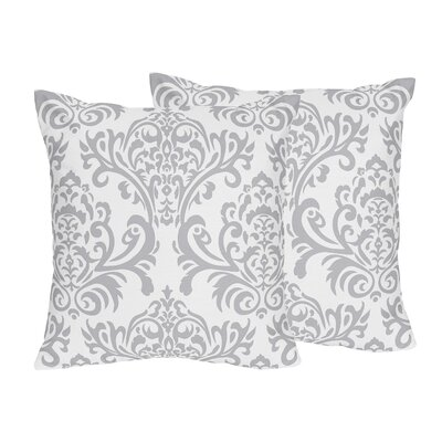 Skylar Cotton Throw Pillow
