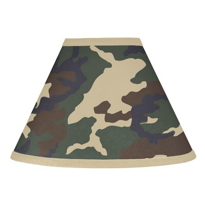 Camo 10 Cotton Empire Lamp Shade