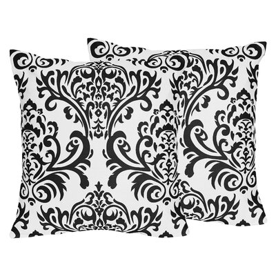 Sloane Cotton Throw Pillow