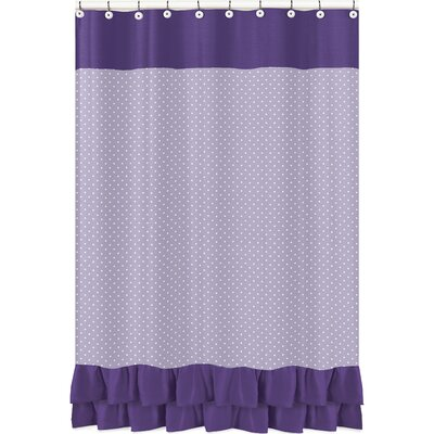 Sloane Cotton Shower Curtain