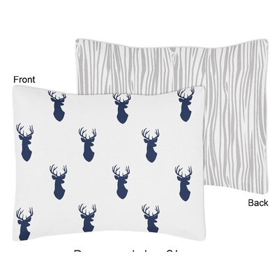 Woodland Deer Pillow Sham