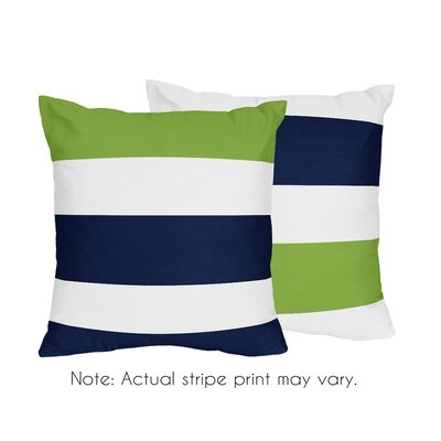 Decorative Throw Pillow Color: Blue/Green