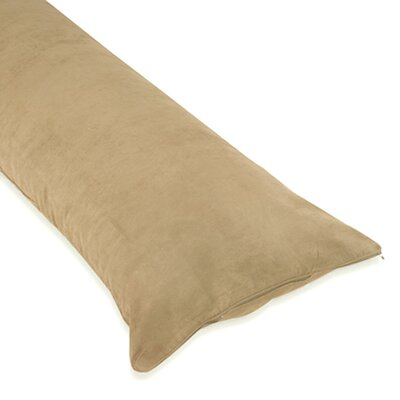 Sweet Jojo Designs Body Pillow Case Color: Camel
