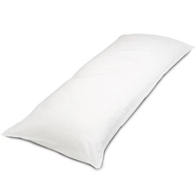 Sweet Jojo Designs Body Pillow Case Color: White