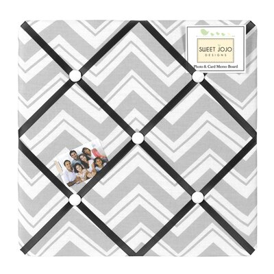 Sweet Jojo Designs Zig Zag Memo Board
