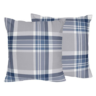 Plaid Decorative Throw Pillow
