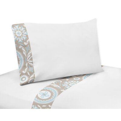Hayden Cotton Sheet Set Size: Twin