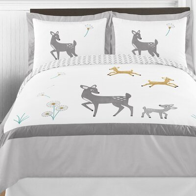 Forest Deer Comforter Collection