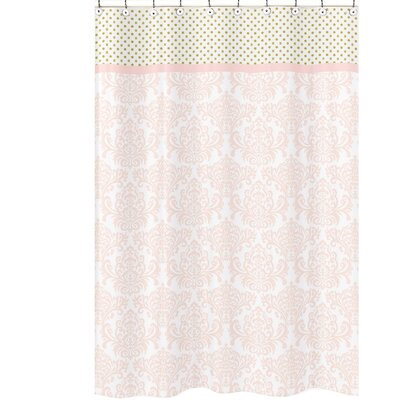 Amelia Cotton Shower Curtain