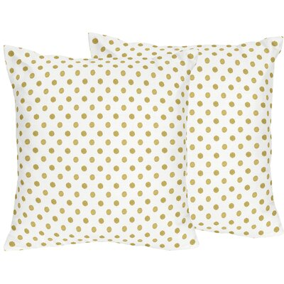 Amelia Cotton Throw Pillow