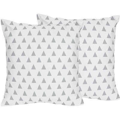 Mod Arrow Throw Pillow