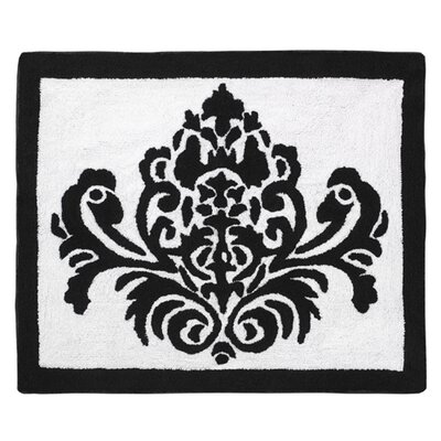 Sloane Hand-Tufted Black/White Area Rug