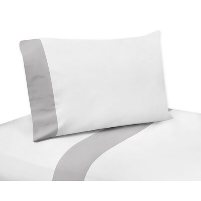 Woodsy Sheet Set Size: Full/Queen, Color: Gray