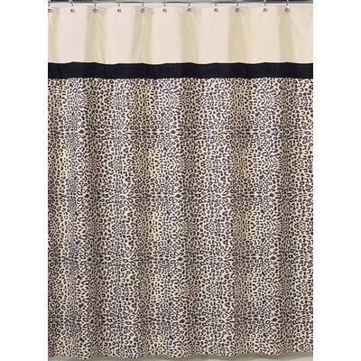 Animal Safari Shower Curtain