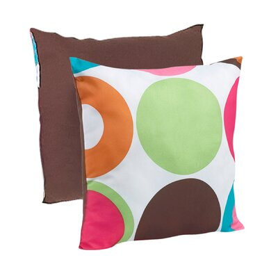 Deco Dot Throw Pillow