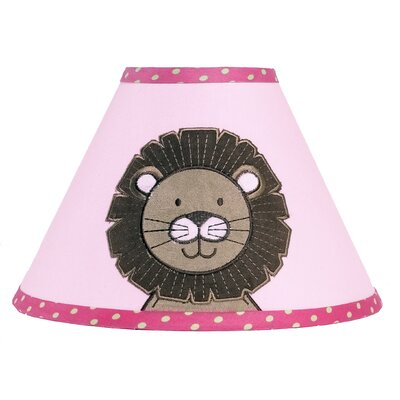 Jungle Friends 7 Cotton Empire Lamp Shade
