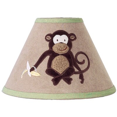 Monkey 7 Cotton Empire Lamp Shade