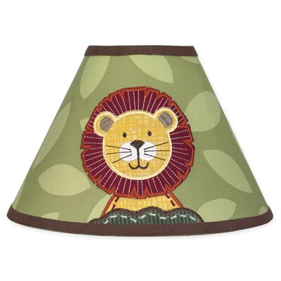 Jungle Time 10 Cotton Empire Lamp Shade