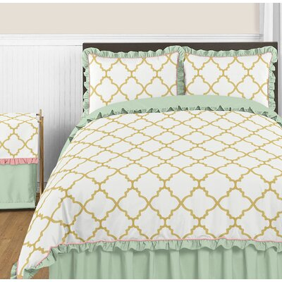Ava 3 Piece Comforter Set