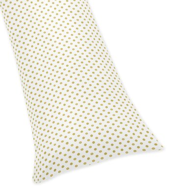 Amelia Polka Dot Body Pillow Case