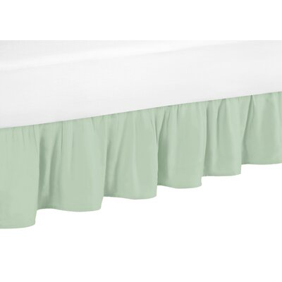 Ava Bed Skirt Size: Queen